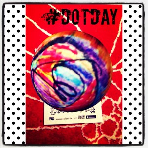 INTERNATIONAL DOT DAY CELEBRATION! Image using colarmix.com