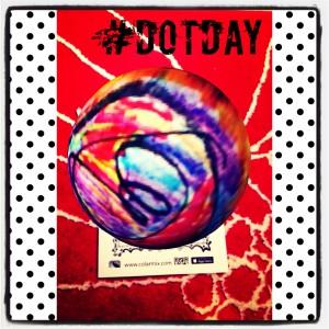 INTERNATIONAL DOT DAY CELEBRATION! Image using colarmix.com