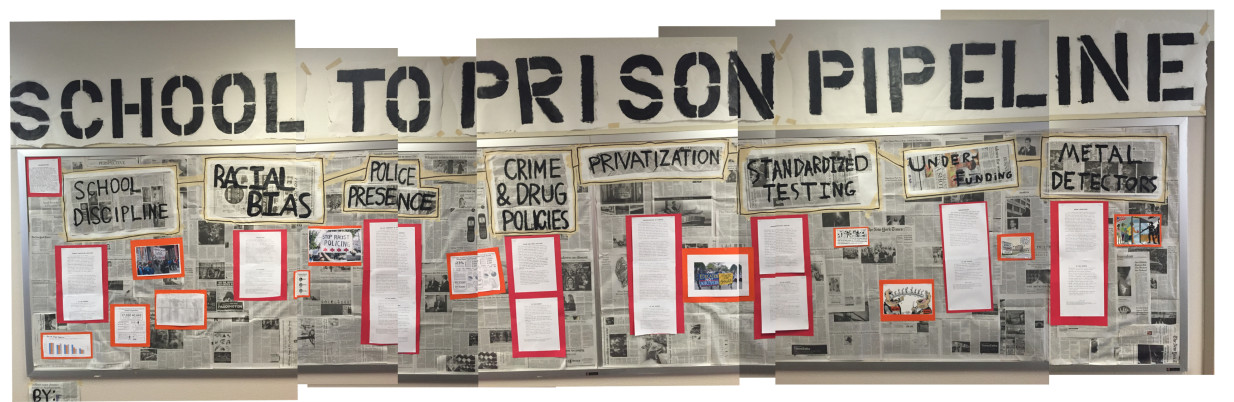 School To Prison Pipeline at Francis Parker School