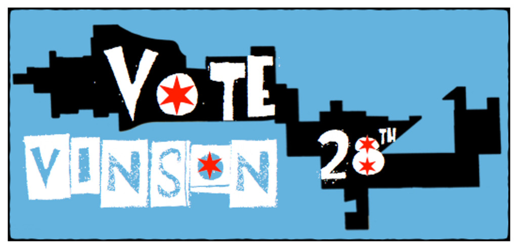 Tammi Vinson Chicago Elections