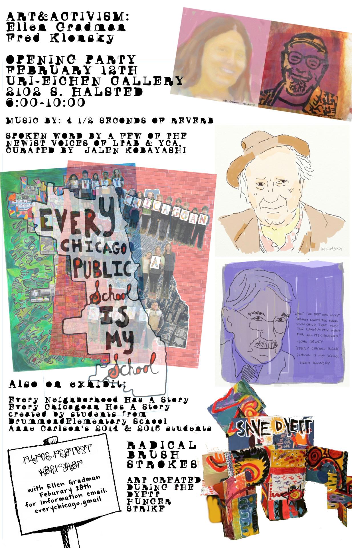 Art & Activism Show