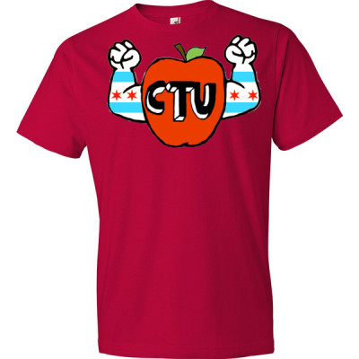 CTU MUSCLE T-SHIRT