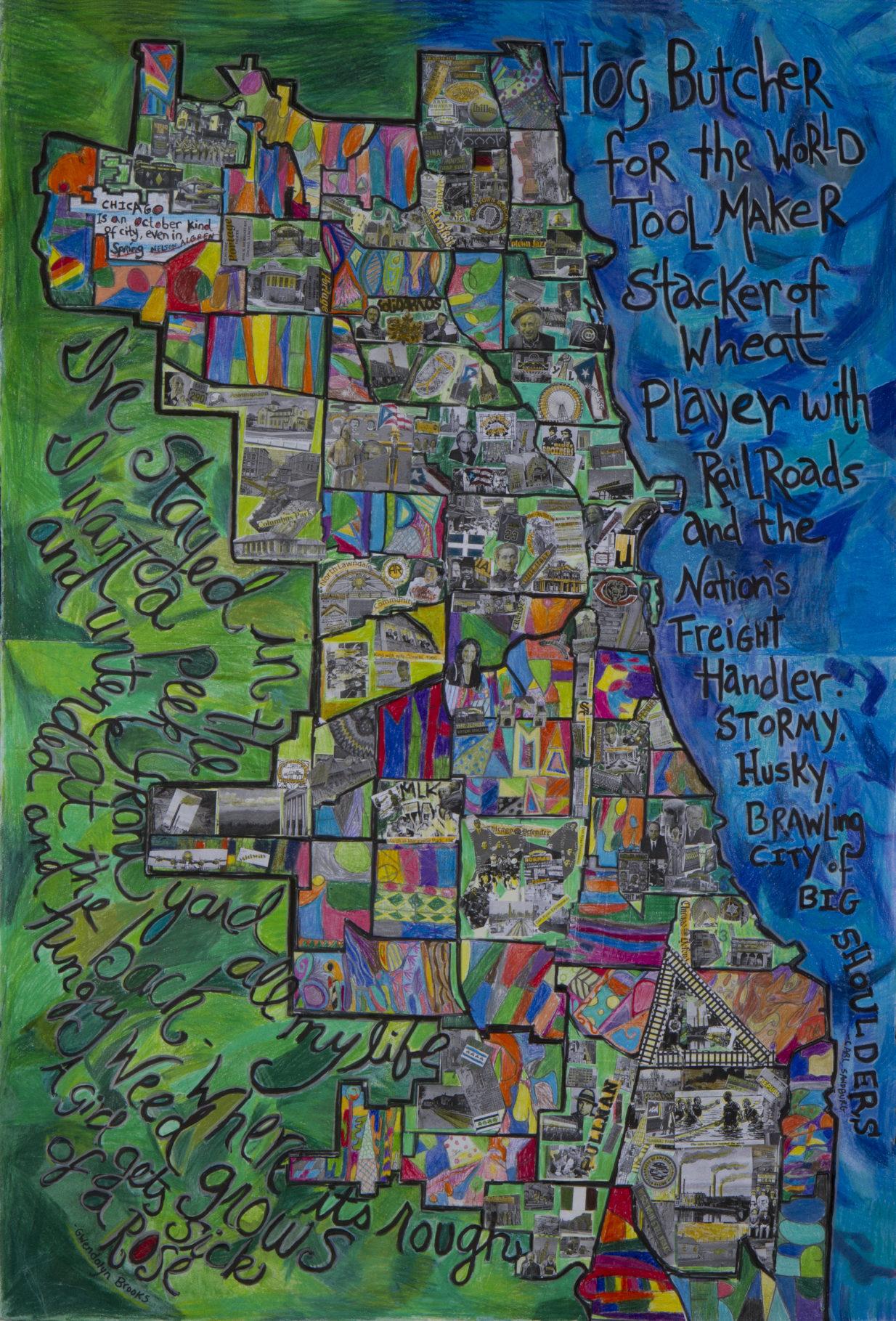 EVERY CHICAGO NEIGHBORHOOD HAS A STORY